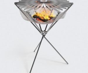 Grillo Portable Barbecue by formAxiom