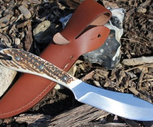 Grohmann GR4-BRK Survival Hunting Knife Review