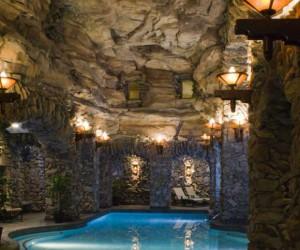 Grotto at the Grove Park Inn, Asheville NC