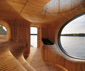 Grotto Sauna | Partisans Studio