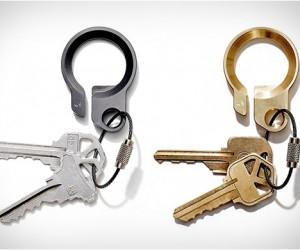 Grovemade Key Ring