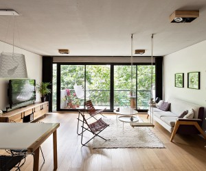 Guatemala 5760: Buenos Aires Residential Apartment with Flexible Interiors