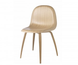 Gubi 5 chair by Komplot Design for Gubi