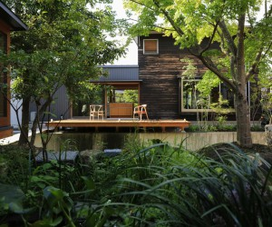 Guest House In Aira designed by Plan21