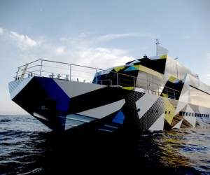 Guilty Yacht | Jeff Koons