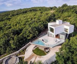 Gumno House by Turato Architecture, Croatia