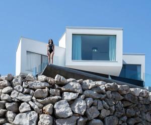 Gumno House in Croatia by Idis Turato