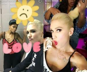 Gwen Stefanis Snapchat Username