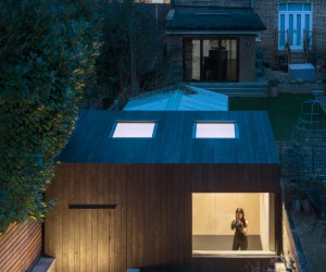 Gym Extension to a House in London, England