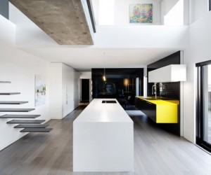 Habitat 67 Minimalist Apartment Design in Montreal