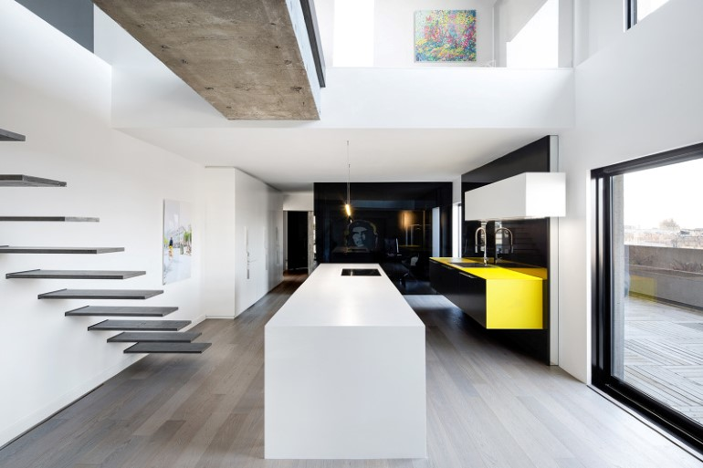 habitat 67 minimalist apartment design in montreal - Minimalist Apartment Design