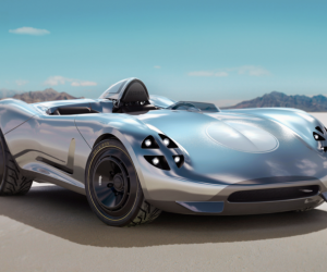 Hackrod Introduces First Customer-customizable 3D Printed Car