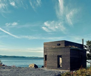 Hadar Hus  Modern Rural Home on the Coast of Norway