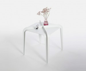 Hafucha Tables by Bakery Design