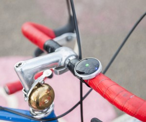 Haize, Minimalist Navigation System for Cyclists