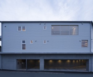 Hakemiya Nursery School by rhythmdesign  CASE-REAL