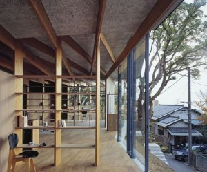 Hakone Home by Mount Fuji Architects Studio