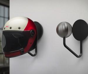Halley Helmet Rack