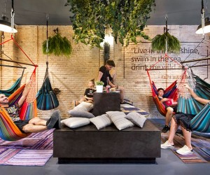 Hammock, Vegan Hang Out Project in Barcelona  Eque y Seta