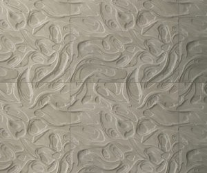 Hand Carved Marble with Traditional Techniques by ORVI Innovative Surfaces