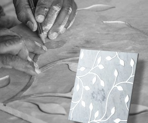 Handcrafted Metal Inlays in Artful Alchemy - ORVI Surfaces