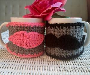Handmade Gift for the Special Day: 15 Crocheted Wedding Gift Ideas