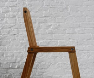 Handmade Shadow Hacker Chairs Shadow Catcher Sthle | Wooden chair Holzstuhl| Tidyboy - Berlin
