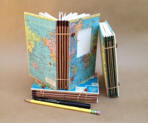 Handmade Travel Journals