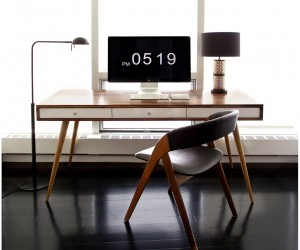 Handmade Wooden Office Desk