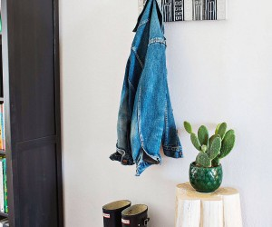 Hang Em in Style: 15 Creative DIY Coat Rack Ideas