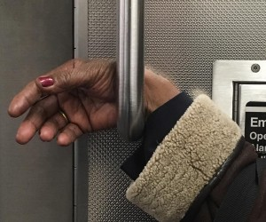 Hannah Ryan aka subwayhands is an avid photographer who captures unique hands displaying emotions on her train journey from Brooklyn to Manhattan.