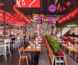 Happyhappyjoyjoy restaurant in East Amsterdam