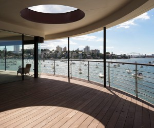 Harbour House Renovation by Luigi Rosselli