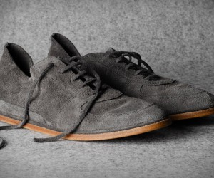 Hardgraft Pure Suede Shoes