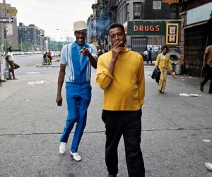 Harlem in the 1970s by Jack Garofalo