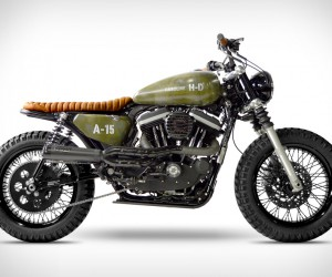 Harley-Davidson Scrambler