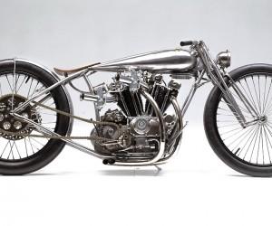 Harley Ironhead By Hazan Motorworks