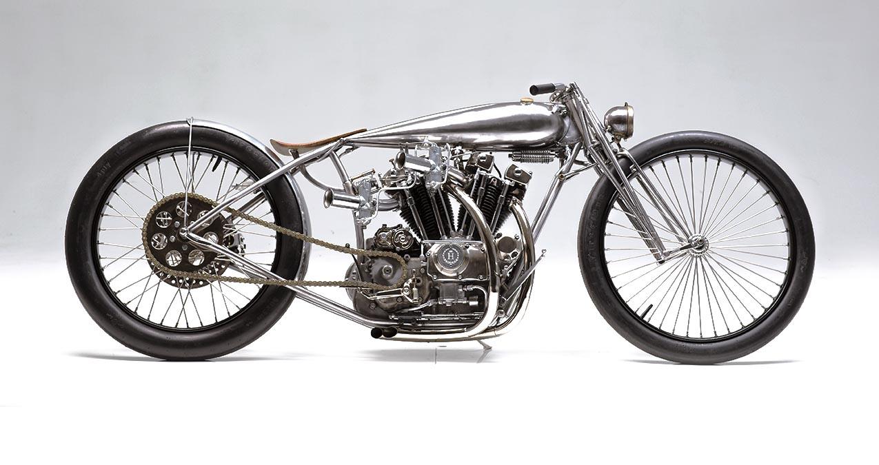 Harley Davidson: Harley Ironhead By Hazan Motorworks