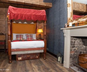 Harry Potter Themed Rooms  Travel Packages at The georgian House