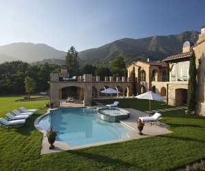 Hauntingly Beautiful Estate Near Santa Barbara Reviving a Sense Of Awe