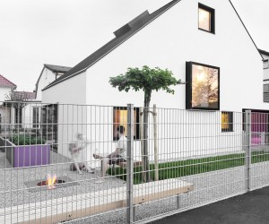 Haus B by Format Elf Architekten
