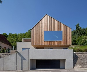 Haus Frey by fabi architekten bda