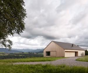 Haus Kaltschmieden by Bernardo Bader