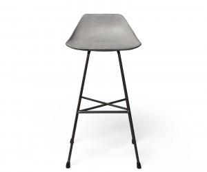 Hauteville Counter Chair by Henri Lavallard Boget for Lyon Bton