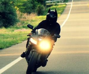 HD100 Motorcycle Bat Helmet