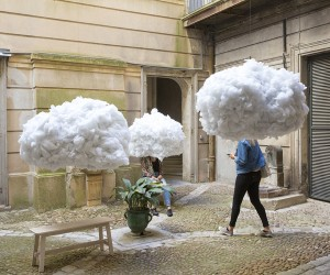 Head in Clouds Installation at FAV 2016