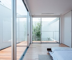 Hearth of the House by Fukoku Housing Co