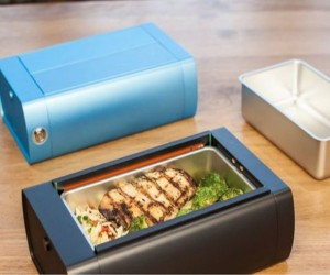 HeatsBox: Revolutionary Lunchbox