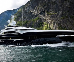 Heesens Superyacht Ann G: A Power-Packed Display of Style and Splendor
