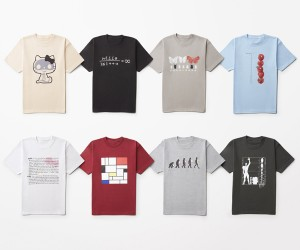 Hello Kitty T-shirt Collection for Men by Nendo For Sanrio